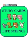 Picture of Study Cards on Life Science