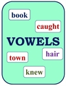 Picture for category Vowels